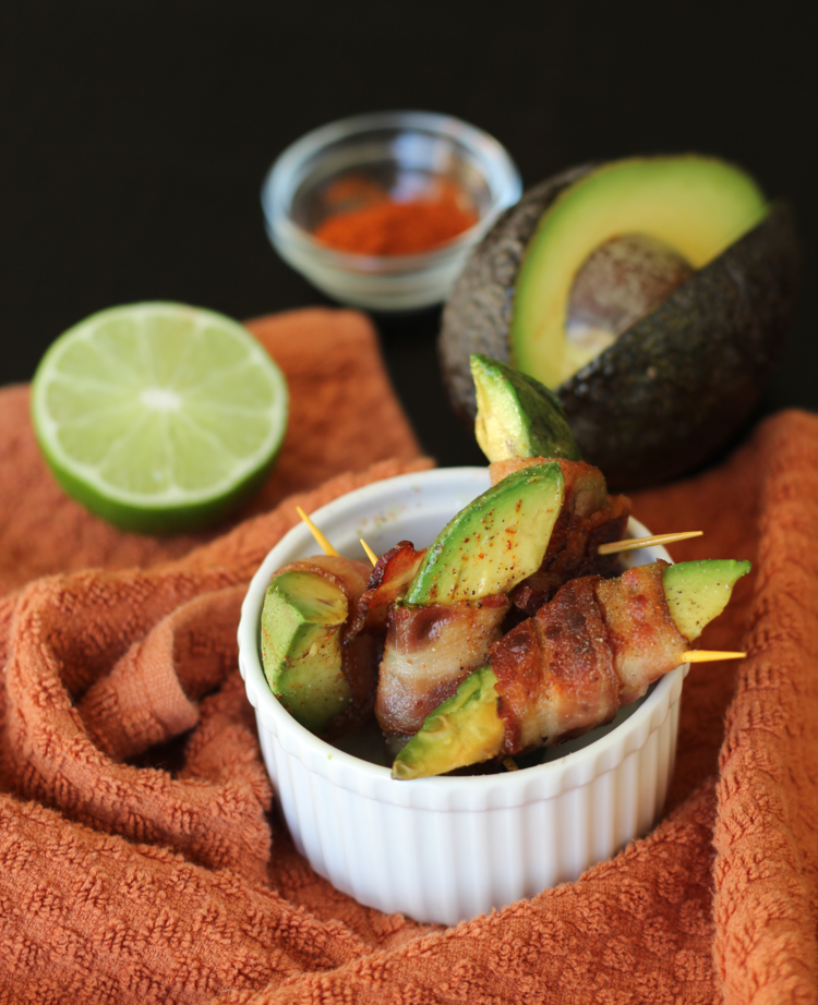 Bacon-Wrapped+Avocado+Wedges